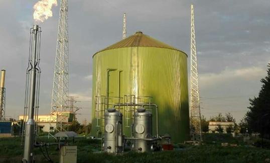宁河污泥厌氧消化处理项目