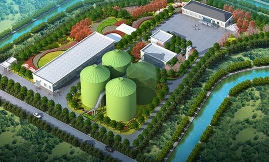 六安市污泥处置厂DBOT项目