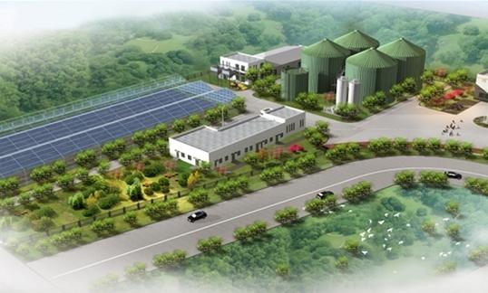 平顶山污泥无害化资源化系统处理项目